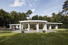 Villa, Hilversum - Metaglas