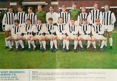 John Osborne, West Bromwich Albion Fc, Tony Brown, Back Row, Football Kits, Great Team, The Row, English