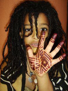 AFRICAN HENNA