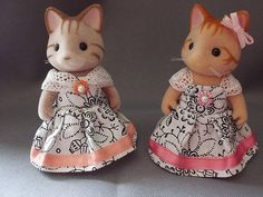 Calico Critters Families, Critters 3, Best Baby Doll, Baby Dolls, Coloring Pages Winter, Bat Pattern, Vbs Crafts, How To Make Toys, Sylvanian Families