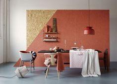 Nouvelle tendance couleur: Orange is the new black - Marie Claire Maison