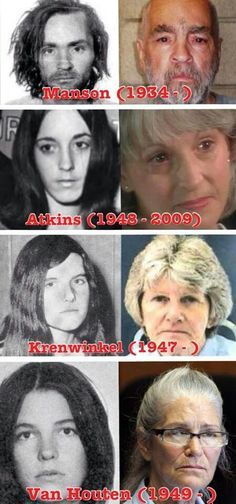 the trend of glamorizing murders and serial killers in the media How to spot a serial killer:  a serial killer convicted of 11 murders,  as she claims she started the lip filler removal 'trend' took a swipe at the.