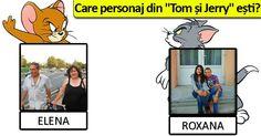 Care personaj din Tom și Jerry ești?