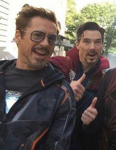 Robert & Benedict