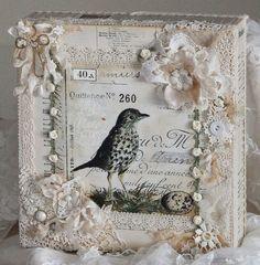 Shabby Chic Inspired: birdie