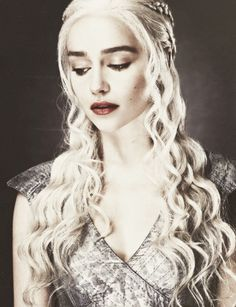 Daenerys Targaryen ~ Game of Thrones//
