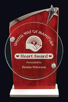Regetn Rosewood & Glass Award