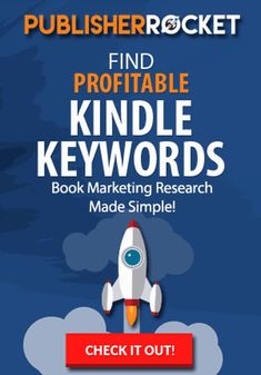 You can find profitable Kindle Publisher keywords quickly and easily. PublisherRocket will show you how to target your titles and keywords. Book Buyers, Book Categories, Fiction And Nonfiction, Self Publishing, Amazon Publishing, Book Cover Design, Writing A Book, Writing Skills, Writing Tips