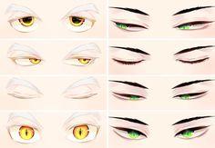 Bokuto x Akaashi - Owl Eyes