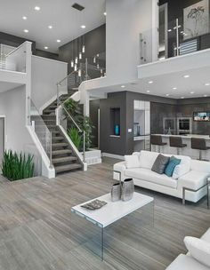 adore this interior layout - Homes Interior Designs