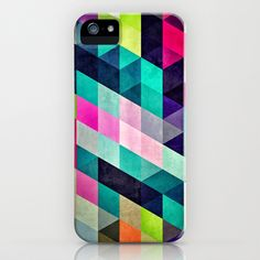 Cyrvynne xyx iPhone & iPod Case by Spires for society6 $35