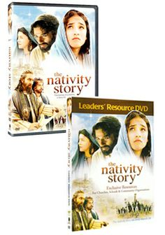 Buy The Nativity Story - DVD & Get The Nativity Story Leader's Resource DVD FREE