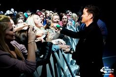 Danny O'Donoghue from The Script - 8 March 2013