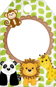Jungle Theme Parties, Safari Birthday Party, Jungle Party, Safari Theme, Baby Bug, Jungle Animals, Animal Party, Baby Boy Shower, Creations