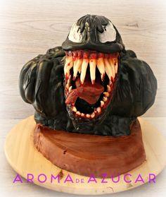 VENOM - Cake by Aroma de Azúcar