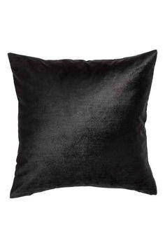 Aksamitna poszewka na poduszkę
