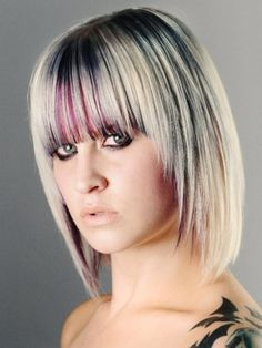 Chic Hair Highlights Ideas 2012 - Gor for an easy to manage hairstyle that speaks for your refined beauty sense. The chic hair highlights ideas 2012 below offer you the chance to break out of your boring shell.