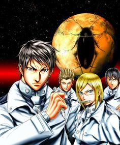 Terra Formars TV Anime's starts 9/26 Manga issue 2 came out yesterday
