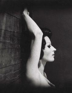 Silvana Mangano by Pier Paolo Pasolini, 1968