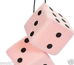 1950s Sock Hop Grease Party Decoration Car Prop Plush Hanging Dice ... Grease Party Themes, Grease Themed Parties, 50s Theme Parties, 50th Birthday Themes, 13th Birthday Parties, 75th Birthday, 50th Party, Fifties Party, 1950s Party