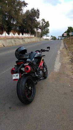 Ducati Monster 786 , México, Mazamitla, Pueblo mágico