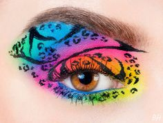 Turning All Of Your Childhood Memories Into Eyelid Art | Beauty High