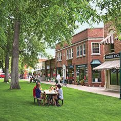 The Village - Things to Do in Petoskey, Michigan: Attractions, Travel Guide - Coastal Living