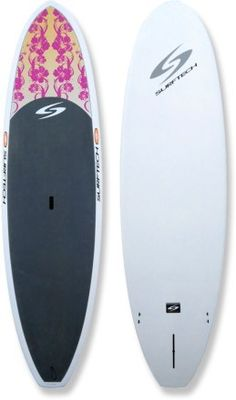 Stand Up Paddle Board!  Want this.