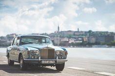 Esküvői dj blog: Esküvőre Rolls-Royce Silver Shadow