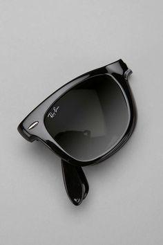 375aed7e57 Ray-Ban Folding Wayfarer Sunglasses Ray Ban Round Sunglasses
