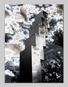 'Himmelwärts (3) pp' von Rudolf Büttner bei artflakes.com als Poster oder Kunstdruck $18.71