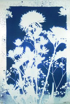 Print Club London - Seasonal Study Source by elizabethsage_art Sun Prints, Stencil, Bleach Art, Art Mural, Wall Art, Beginner Painting, Artist Trading Cards, Nature Images, Science Art