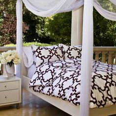 3 Piece Meknes Queen/Full Bedding Set