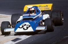 1972 GP Wielkiej Brytanii (Brands Hatch) Eifelland March E21 - Ford (Rolf Stommelen)