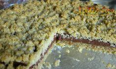 Torta sbriciolata al cioccolato - http://www.flatgold.it/torta-sbriciolata-al-cioccolato/