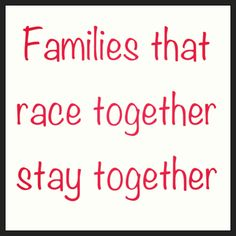 Love this. We are a Dirt track racing family.