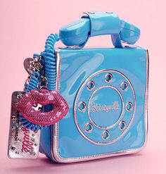 Betsey Johnson❣ The ULTIMATE bag, and I will own it one day!!