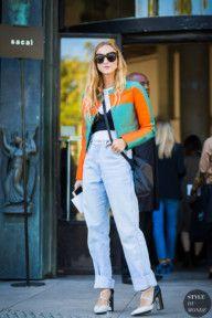 STYLE DU MONDE / Paris SS 2017 Street Style: Annie Georgia Greenberg  // #Fashion, #FashionBlog, #FashionBlogger, #Ootd, #OutfitOfTheDay, #StreetStyle, #Style