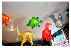 Ideas para fiesta de cumpleaños temática de Dinosaurios. Encuentra los mejores artículos para tu fiesta en nuestra tienda en línea: http://www.siemprefiesta.com/fiestas-infantiles/ninos/articulos-fiesta-de-dinosaurios.html?utm_source=Pinterest&utm_medium=Pin&utm_campaign=Dinosaurios