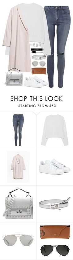 """Untitled#4436"" by fashionnfacts ❤ liked on Polyvore featuring Topshop, Acne Studios, adidas, Marc Jacobs, Miu Miu, Christian Dior, Ray-Ban and Miss Selfridge"
