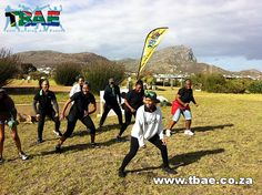 Old Mutual Corporate Fun Day team building Cape Town