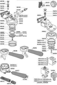 Group Head #Espresso Machine - #infographic