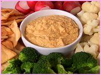 Hungry, Hungry Artichoke Hummus Recipe   Girls' Night   Hungry Girl TV Show