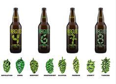 Rogue Hop Beers