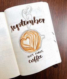 24 September Bullet Journal Layouts & Themes You'll LOVE Ideas for your September bullet journal including the best themes, cover page, habit trackers, and more pretty September bujo page ideas. Bullet Journal September Cover, Bullet Journal Cover Ideas, Bullet Journal 2020, Bullet Journal Notebook, Bullet Journal Aesthetic, Bullet Journal Inspo, Bullet Journal Layout, Journal Covers, Bullet Journals