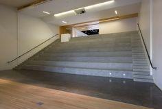 Ziba Auditorium (seats 200)  http://www.ziba.com/