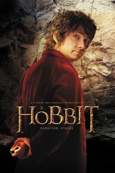 The Hobbit: An Unexpected Journey foreign poster