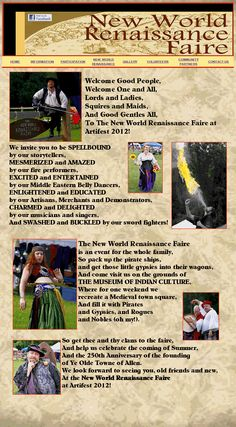 New World Renaissance Faire