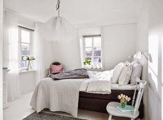 Jurnal de design interior - Amenajări interioare : Alb imaculat în 126 m²