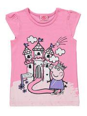 Peppa Pig Castle T-shirt - how cute - from Asda again!!